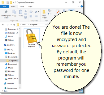 How to encrypt files | How to encrypt a file